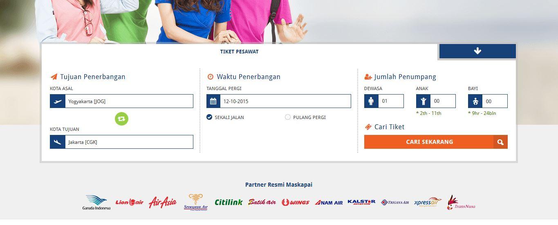 Cara Booking Tiket Pesawat Blog Tiket Turindo